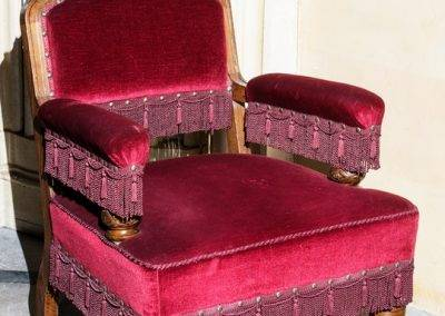Viceregal Throne