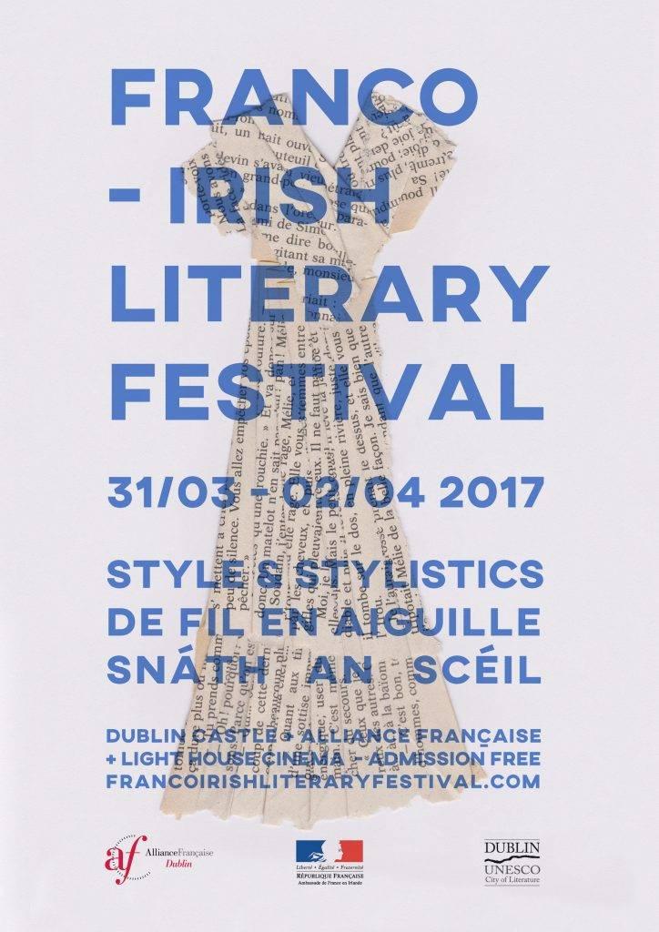 Franco-Irish Literary Festival @ Castle Hall | County Dublin | Ireland
