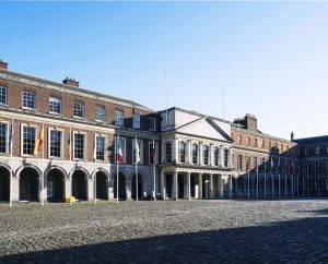 Open House Dublin 2019 @ Dublin Castle, State Apartments