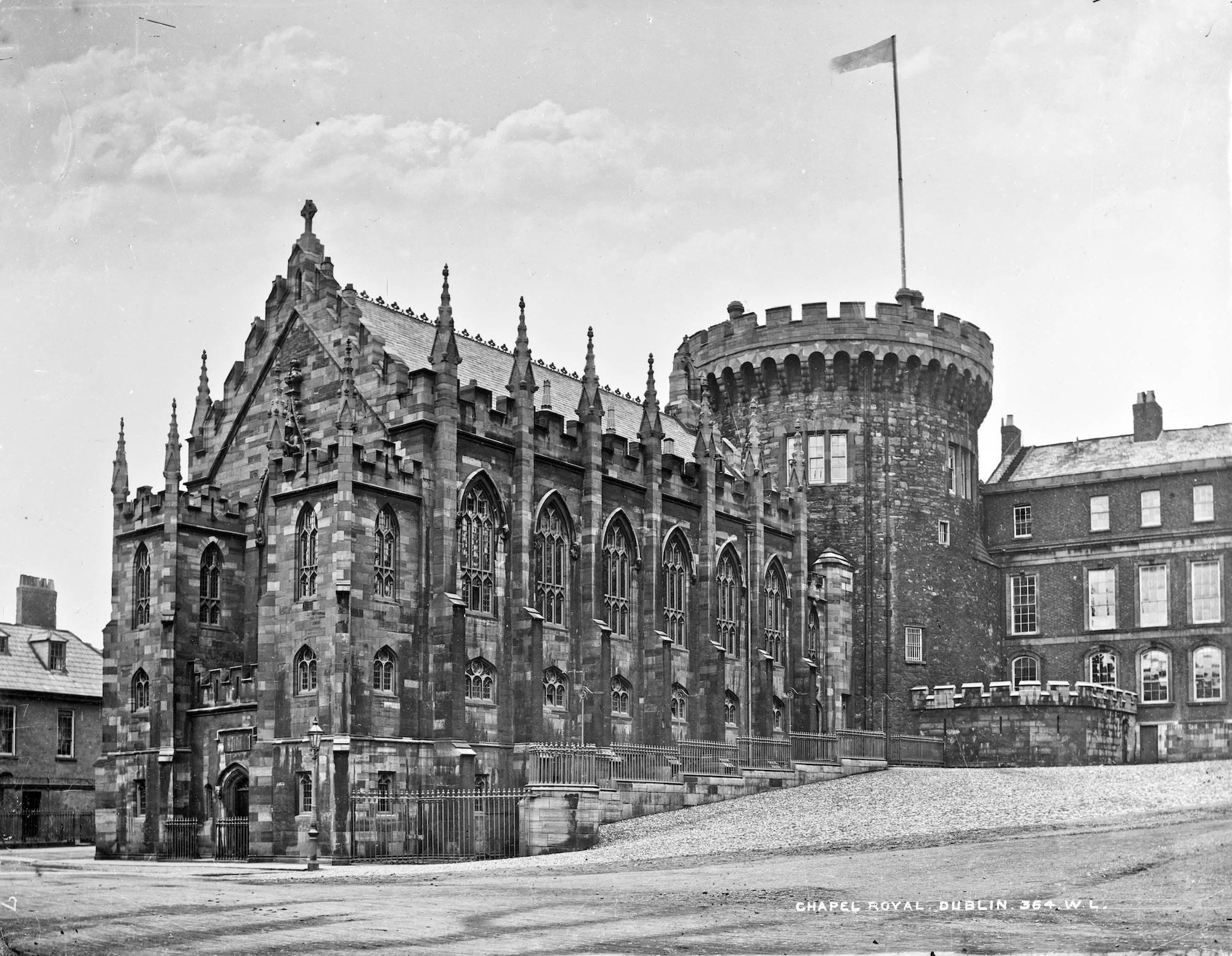 chapel royal dublin castle
