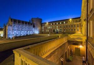 Special Tour: The Kildare Rebellion and the siege of Dublin Castle @ Dublin Castle