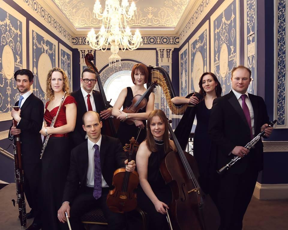 Ficino Ensemble - MusicTown Festival @ Chapel Royal | County Dublin | Ireland