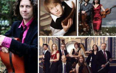 Romanian Folk Tradition Meets Classical Music: Celebrating the Music of George Enescu