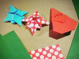 Christmas Origami @ State Apartments | County Dublin | Ireland