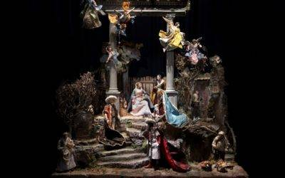 The Neapolitan Crib at the Chapel Royal: Interview with artist Bruno Perchiazzi