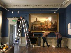 Lecture: Conserving a Painted Procession @ Dublin Castle, State Apartments | Dublin | County Dublin | Ireland
