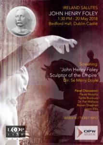 Ireland Salutes John Henry Foley @ Bedford Hall | County Dublin | Ireland