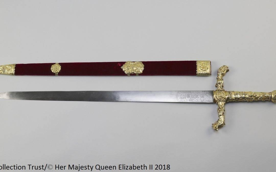 The Irish Sword of State