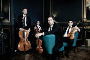 Great Music in Irish Houses: Van Kuijk Quartet and Friends @ Dublin Castle, Castle Hall | Dublin | County Dublin | Ireland