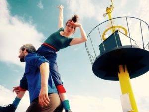 Dublin Fringe Festival: The Lightkeepers' Last Stand @ Dubh Linn Garden | County Dublin | Ireland