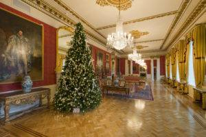 Fashion, Food and Entertainment in Dublin Castle (with a seasonal twist) @ State Apartments