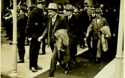11 June 1924: Opening Ireland's Law Courts