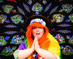 Dublin Fringe Festival - Mother of God @ The Chapel Royal