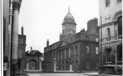 1916 In and around Dublin Castle: People and Places that made History