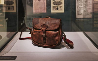 A Bag From 100 Years Ago