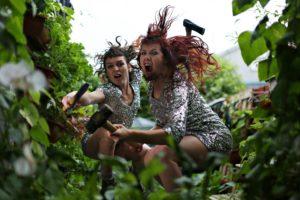 Fringe Festival: SPUD - Mish Mash & Reckless Ross @ Castle Gardens