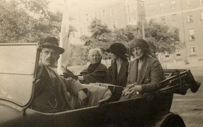 1920 and beyond – Irish Trailblazers, National and Transnational