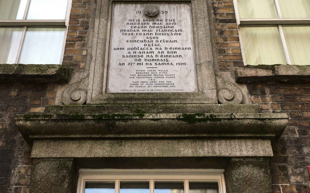 21 November 1920 – Bloody Sunday