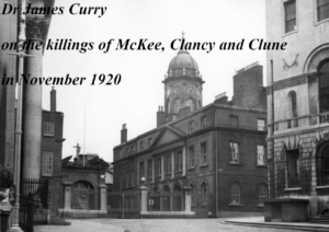 History Unlocked: McKee, Clune and Clancy – Friday 27 Nov at 7pm