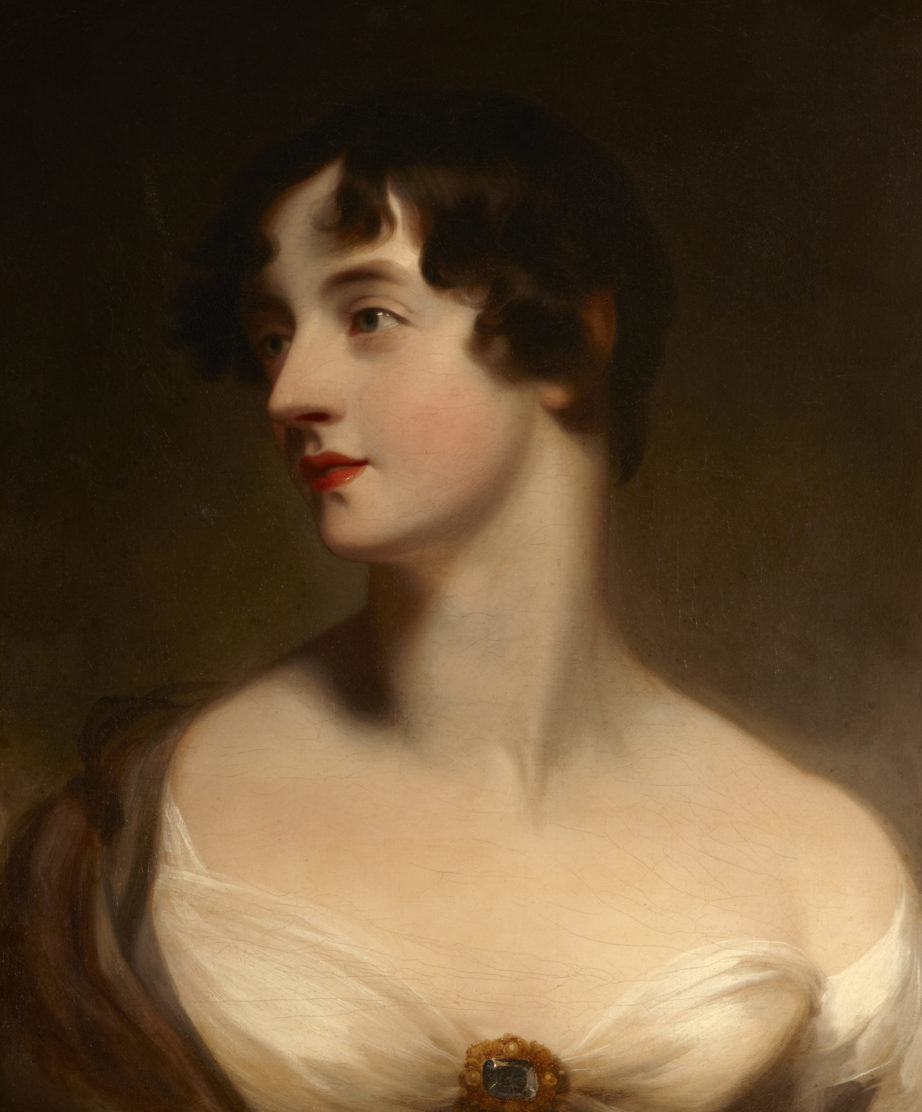 Sir Thomas Lawrence (after), Lady Henrietta Cole, Lady Grantham, later Countess de Grey (1784–1848), c. 1815. © National Trust Images.